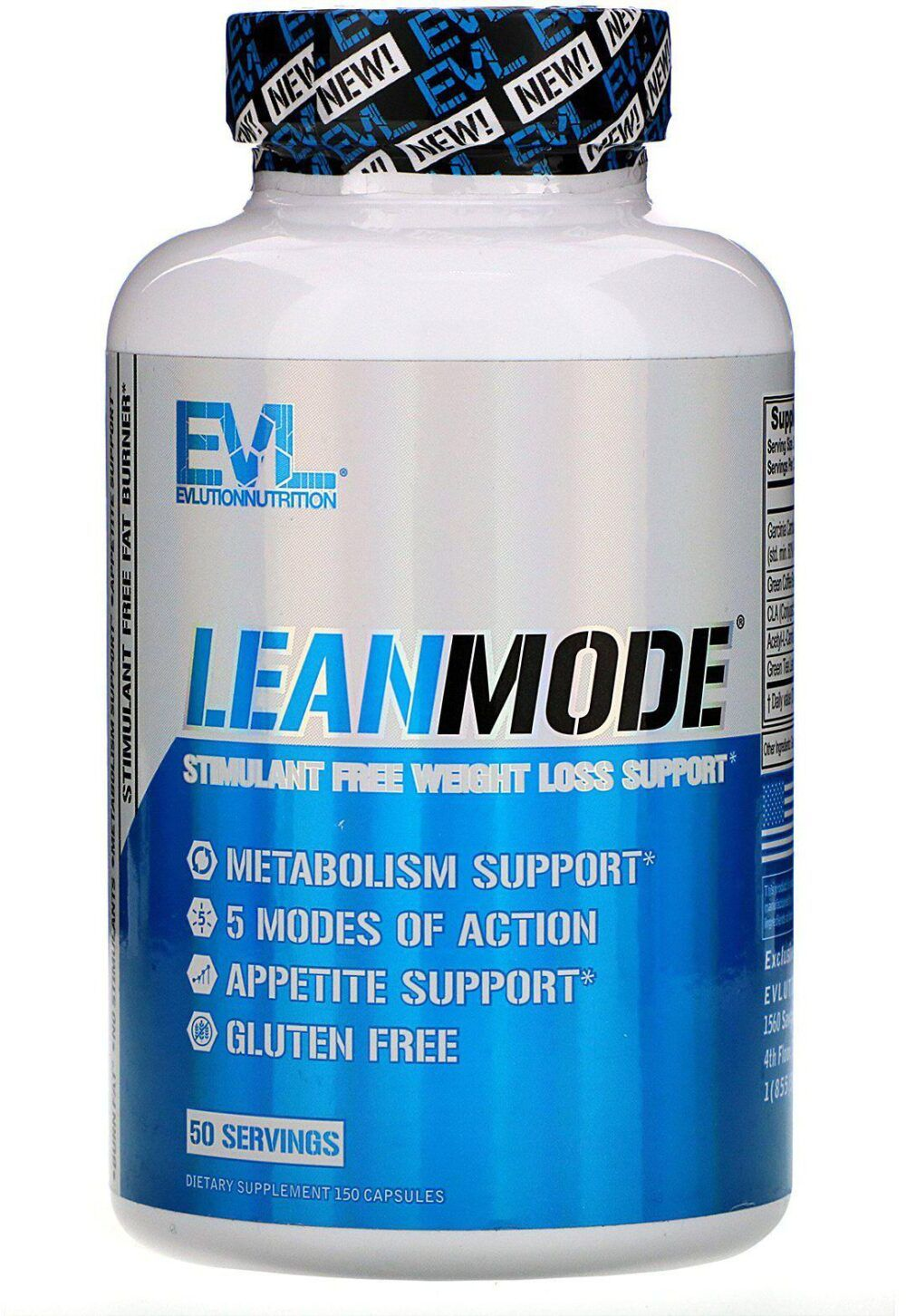 Lean Mode de Evlution Nutrition