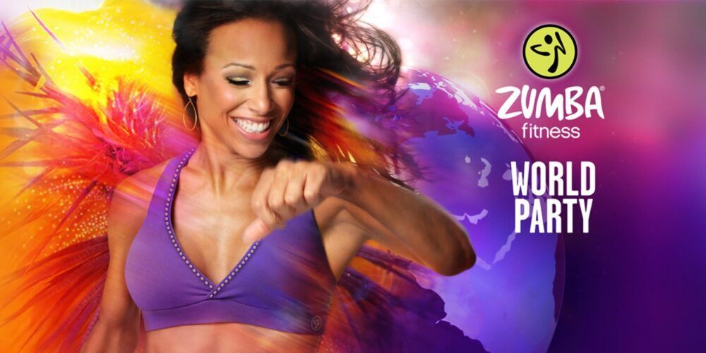 Zumba Fitness World Party.